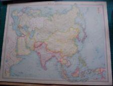 Antique Asian Maps & Atlases 1920-1929 Date Range