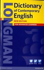 Dictionary of Contemporary English Pack by Pearson Longman + DVD