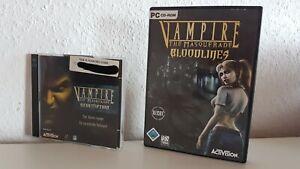 Vampire Die Maskerade Redemption + Bloodlines PC Spiel