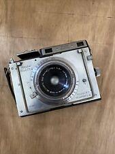 PLAUBEL MACCHINA FOTOGRAFICA, Makina IIS, 1936-49, 6,5x9cm, orthar Wide 6/73mm (plb0110)