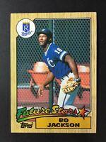 1987 TOPPS Set Break #170 BO JACKSON  * NM-MINT or BETTER  A01020205