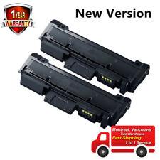 2PK Black Toner for Samsung MLT-D116L SL-M2875FW SL-M2885FW M2875DW M2875FD
