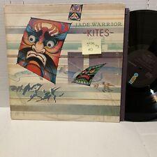 Jade Warrior Kites- Island Records ILPS 9393 Prog Rock Vinyl Record LP VG(+)/VG
