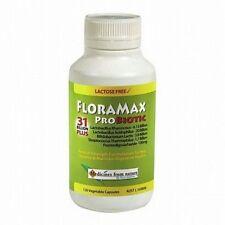 Floramax Pro Probiotic 120s - Lactobacillus intestinal health, good gut bacteria