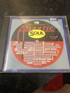 Various Artists - Atlantic Soul Classics [1985] (1987)