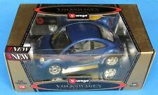 Bburago,1998 Volkswagen New Beetle Die-Cast Model Car