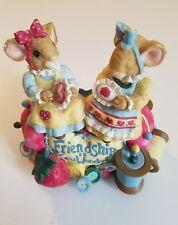 "Sewing Mice - ""Friendship is Sew Wonderful"" Music Box"