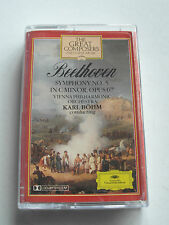Beethoven Symphony No. 5 - Cassette, Used Very Good