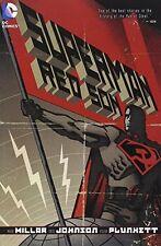 Superman: Red Son (New Edition) NUEVO Brossura Libro  Mark Millar, Dave Johnson