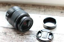 Nikon AF-S DX Nikkor 18 - 55 mm 1:3,5 - 5,6 gii ed objetivamente