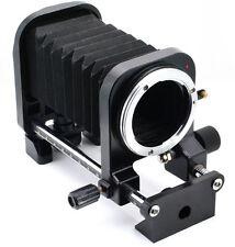 Macro Extension Bellows for Nikon DSLR F Mount Lens D7100 D5300 D3300 D810 D90