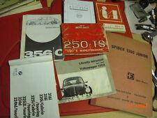 Porsche,Guzzi,vw,Innocenti ecc manuali uso