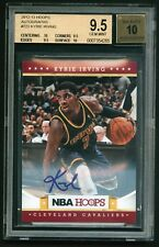 2012-13 KYRIE IRVING HOOPS AUTO 10 95 95 10 10 BGS 9.5 -- GRADED #1 OF 23 GRADED