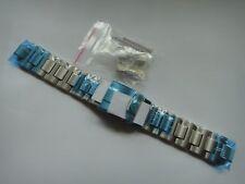 Ball DM1036A Engineer Hydrocarbon 'Mad Cow' steel & titanium bracelet strap 21mm