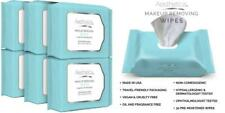 Aesthetica Makeup Removing Wipes - Facial Cleansing Towelettes -...