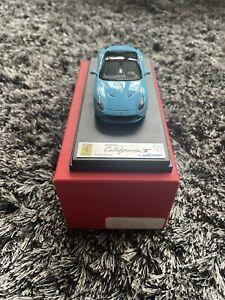 Looksmart Ferrari California T Baby Blue Limited Édition 25 PCS  1/43