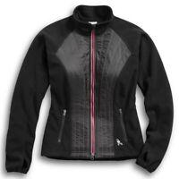 Harley-Davidson® Women's Pink Label Stitched Fleece Jacket 98579-17VW
