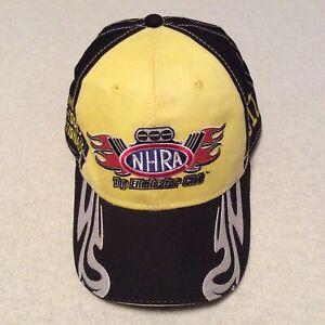 NHRA Championship Drag Racing 2012 Top Eliminator Club Hat Indianapolis IN Cap