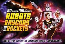 Robots, Rayguns, And Rockets: Film  TV Adventures (DVD, 2015, 24-Disc Set)
