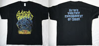 SINISTER HATE OFFICIAL TShirt ABSOLUTELY UNIQUE LIMITED ALL SIZE Ltd DEATH METAL