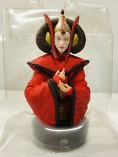 star wars padmé amidala bustes de  collection collector's édition neuf