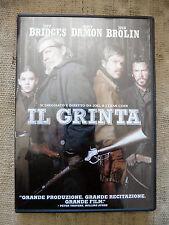 Il grinta - Jeff Bridges,Matt Damon e Josh Brolin - DVD