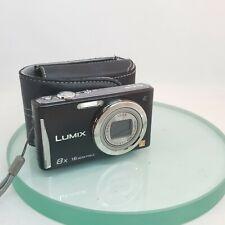 Panasonic LUMIX DMC-FS35/DMC-FH25 16.1MP Digital Camera - Black V.G.C. #978