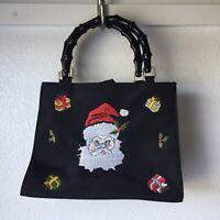 Christmas Santa Purse Madison Studio Holiday Handbag Women's Accessories Bags