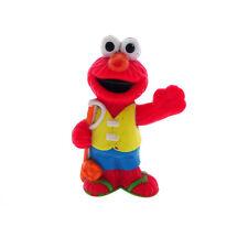 Elmo with Fishin Rod - Sesame Street Figure