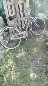 "RARE VERY GOOD OLD WOMEN BICYCLE ""Umberto Dei Milano"""