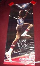 """Dr J Poster JULIUS ERVING converse sneakers Vintage size 1979 sweet 26"""" x 66"""" in"""
