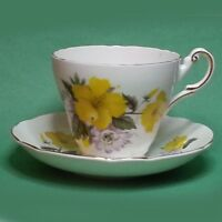 Regency Bone China Coffee Cup & Saucer Made in England