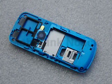 Original Nokia 5320 C - Cover | Mittelcover | Middle Frame | Speaker Blau NEU