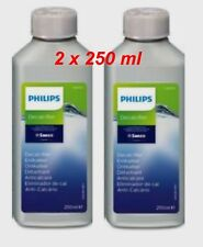 Saeco Philips Entkalker CA 6700/22  CA6700  2 x a 250ml =0,5L 1L  New Logo