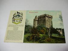Lot86r - c1910 BLARNEY CASTLE Co Cork Postcard
