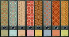 8 Ordnerrücken Pattern Muster Ordneraufkleber Aufkleber Deko 321 323