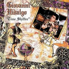 Time Shifter by Giovanni Hidalgo (CD, Aug-1996, RMM)