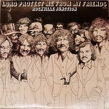 ROCKVILLE JUNCTION 'LORD PROTECT ME FROM MY FRIENDS' US IMPORT LP