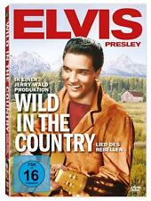 DVD NEU/OVP - Wild In The Country - Lied des Rebellen - Elvis Presley