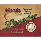 Art Print, Framed or Plaque by Linda Spivey - Mom's Laundry - LS558