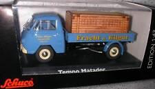 SCHUCO TEMPO MATADOR Cargo eilgut > LIMITATO ISARIA SCOOTER 1:43 Modello FInito