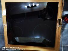 NEFF N50 T10B40X2 Electric Ceramic Hob - Black integrated hob