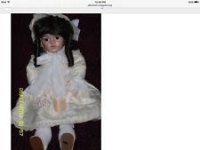 Certified American Cousin Porcelain Doll made by local artist