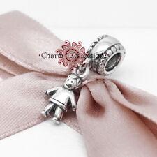 Pandora Boy Pendant S925 Bracelet Charm, NEW,  790859