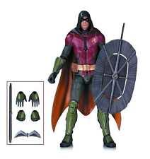 DC COMICS BATMAN ARKHAM KNIGHT ROBIN FIGURE NEW IN PACKAGE #saug16-30