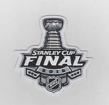 2015 STANLEY CUP FINALS PATCH CHICAGO BLACKHAWKS Vs. TAMPA BAY LIGHTNING