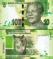 SUD AFRICA - South Africa 10 Rand 2014 N. Mandela FDS - UNC