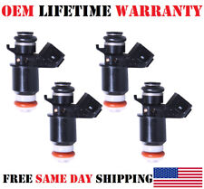 Set of 4 Genuine OEM Honda Fuel Injectors for 2001-2005 Civic 1.7L I4 -Kyaj2213