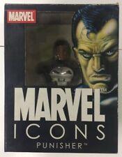 Marvel Icons: Punisher Bust