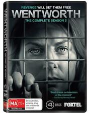 WENTWORTH : Season 5 : NEW DVD